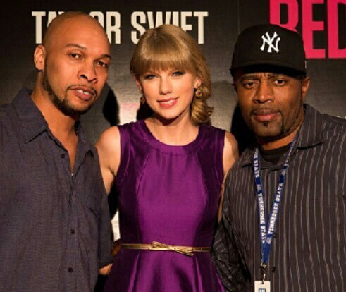 kenny smoov, taylor swift
