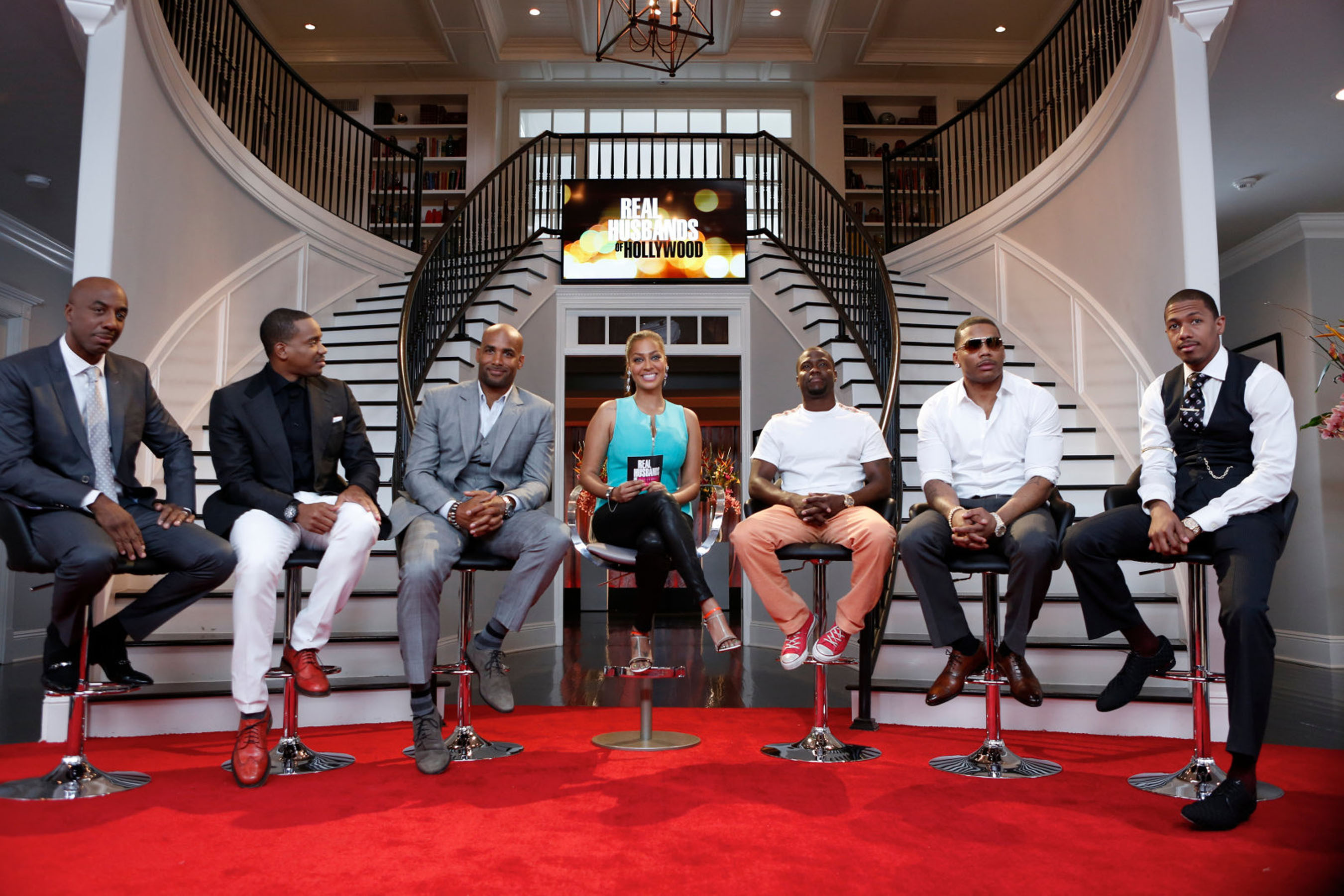BET NETWORKS REAL HUSBANDS OF HOLLYWOOD