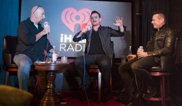 iHeartRadio Icons Live: U2 The Making of Songs of Innocence