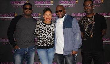 Boyz II Men with La Loca