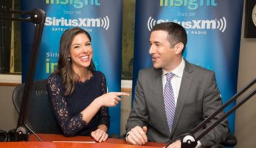 "SiriusXM to Launch ""Let's Talk with Abby and Ari,"" a New, Weekly Show Airing on SiriusXM Insight Channel 121 (PRNewsFoto/Sirius XM Holdings Inc.)"