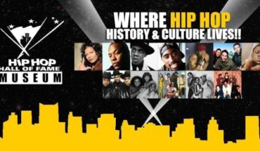 Hip Hop Hall of Fame + Museum is Coming to Harlem, NYC! Hip Hop Hall of Fame Awards TV Show tapes December 2015. (PRNewsFoto/Dove Entertainment)