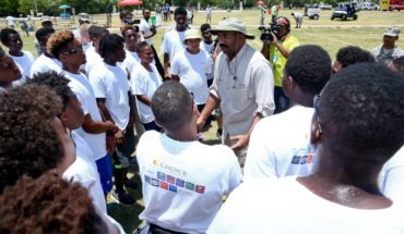 Steve Harvey Mentoring Camp (PRNewsFoto/Choice Hotels International, In)