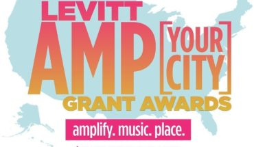 Bring free outdoor concerts to your small to mid-sized town or city! Applications are now open to win a $25K matching grant through the Levitt AMP [Your City] Grant Awards. (PRNewsFoto/Mortimer&Mimi Levitt Foundation)