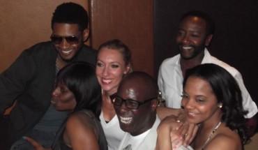 Usher, Geo Bivins, Doc Wynter, Kris Kelly