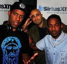 Kendrick DJ Whoo Kid