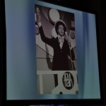 Don Cornelius honored by The Library of American Broadcasting as