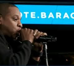 Jay-Z Performance Mitt