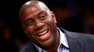 Magic Johnson Magic Johnson Honored by Atlanta Urban League