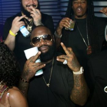 Rick Ross, Gabby Union, Dwyane Wade at Hennessy V.S South Beach Events  1
