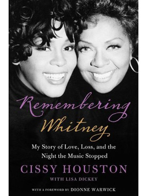 cissybook HarperCollins To Publish Whitney Houstons Mothers Memoirs