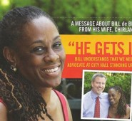ESSENCE's June issue features an exclusive interview with Chirlane McCray, wife of New York City Democratic mayoral candidate Bill de...