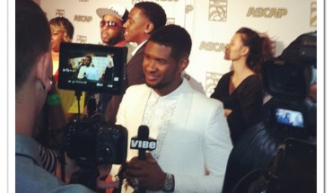 usher ascap 370x215 Usher, Kendrick Lamar and Other Top Names in Music Honored at ASCAPs 26th Annual Rhythm & Soul Music Awards