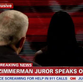 Juror B37 of the George Zimmerman Trial Speaks Out