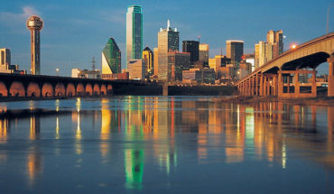 Dallas Skyline 01 370x215 Harris Poll Reveals Happiest Cities