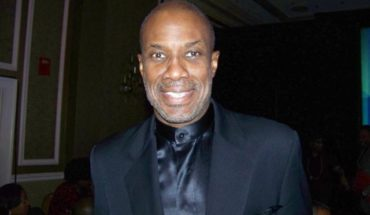 The honorable Bishop Noel Jones