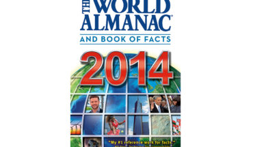 World Almanac and Book of Facts 2014 ftr 370x215 The World Almanac: America's Best selling Reference Book Reveals New Features, Plus Much More