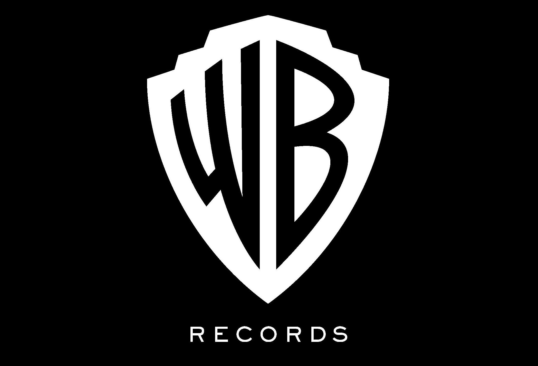 Warner Bros Records Logo Warner Bros Records Wbr