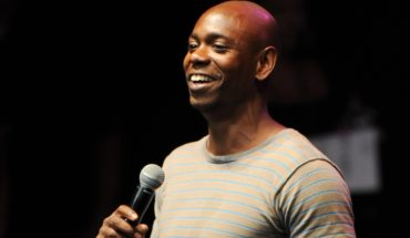 davechappelle 370x215 Hes Baaaack: Dave Chappelle Announces Radio City Music Hall Show