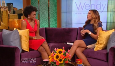 Screen Shot 2014 06 03 at 11.45.18 AM 370x215 HIT THE FLOOR STAR KIMBERLY ELISE TALKS TO WENDY WILLIAMS