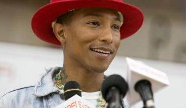 EverFi Pharrell Williams speaking to students