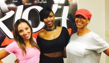 IMG951757 e1406019502329 370x215 Jennifer Hudson Talks Love and Music with DeDe in the Morning Show
