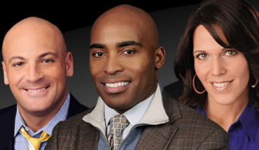 TIKI 370x215 TIKI BARBER, BRANDON TIERNEY AND DANA JACOBSON TAKE CBS SPORTS RADIO SHOW ONLINE