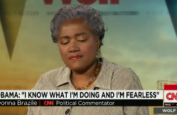 """Donna Brazile in Tears Defending Obama's Use of the """"N"""" Word"""