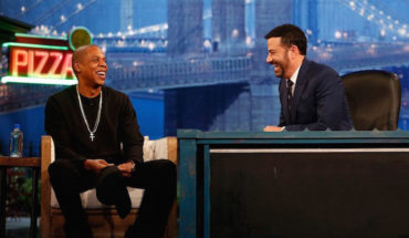 Jay  on Kimmel