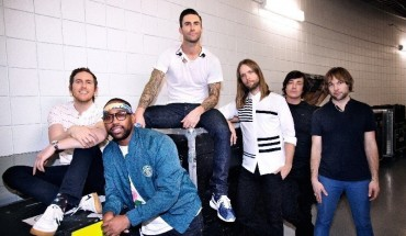 MAROON 5 ANNOUNCE FALL 2016 TOUR (PRNewsFoto/Live Nation Entertainment)
